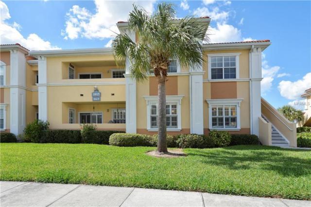1015 Villagio Circle #104, Sarasota, FL 34237 (MLS #A4211219) :: Medway Realty