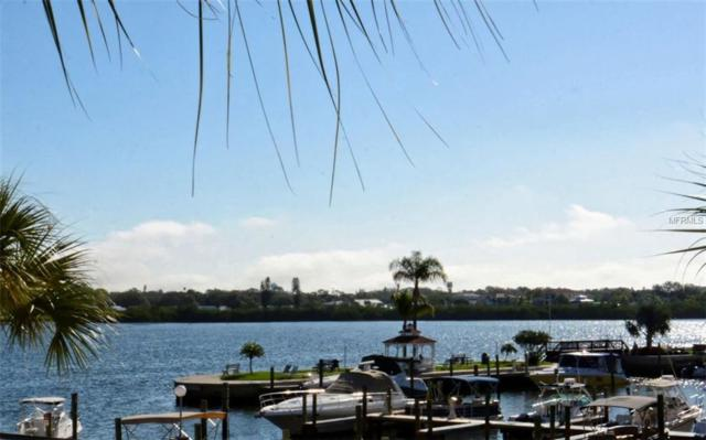 1260 Dolphin Bay Way #204, Sarasota, FL 34242 (MLS #A4211320) :: The Duncan Duo Team