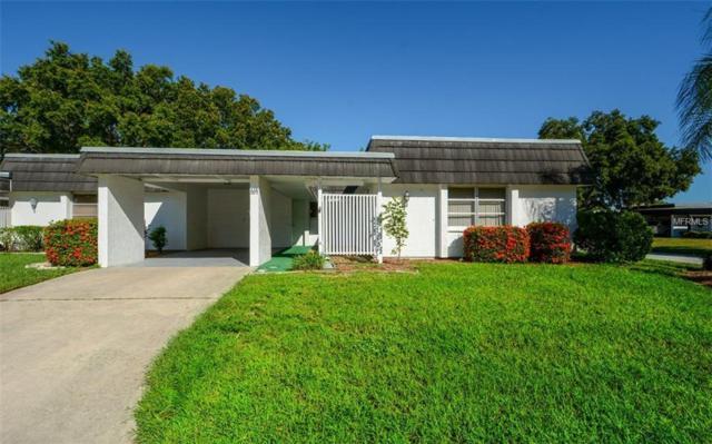 3972 Overlook Bend Terrace #28, Sarasota, FL 34232 (MLS #A4212003) :: Griffin Group