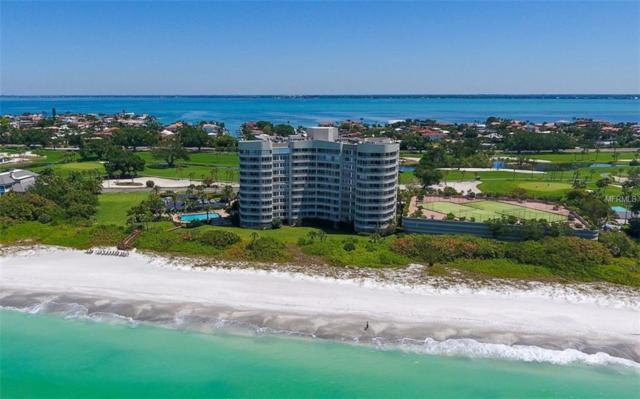 775 Longboat Club Road #1002, Longboat Key, FL 34228 (MLS #A4212535) :: Team Bohannon Keller Williams, Tampa Properties