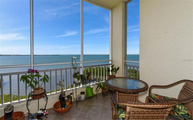 2715 Terra Ceia Bay Boulevard #705, Palmetto, FL 34221 (MLS #A4212782) :: The Duncan Duo Team
