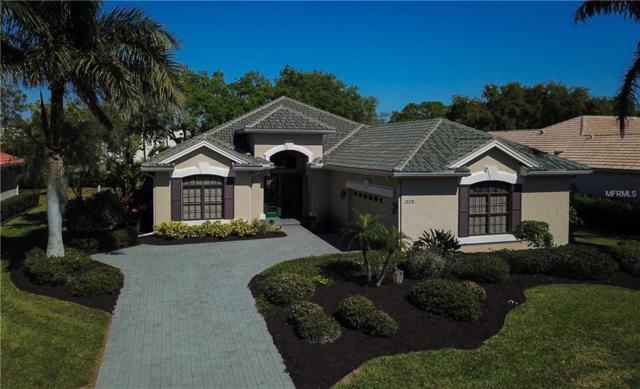 1339 Windward Drive, Osprey, FL 34229 (MLS #A4212943) :: White Sands Realty Group