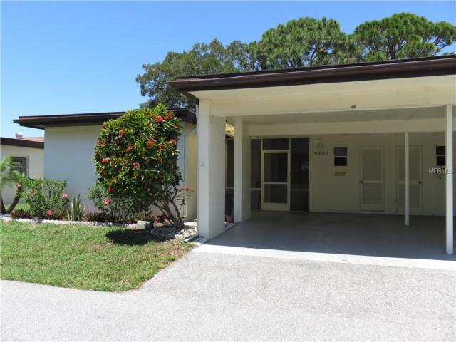 6267 Green View Circle #106, Sarasota, FL 34231 (MLS #A4212944) :: The Duncan Duo Team