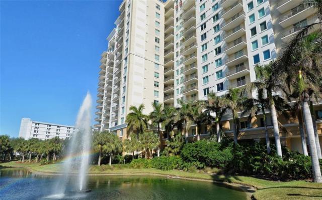 800 N Tamiami Trail #1003, Sarasota, FL 34236 (MLS #A4213623) :: Medway Realty