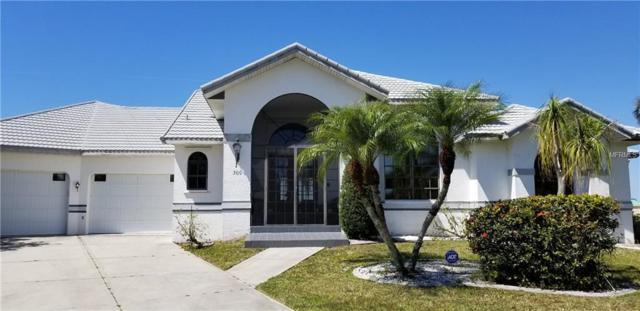 300 Portofino Drive, Punta Gorda, FL 33950 (MLS #A4214241) :: G World Properties