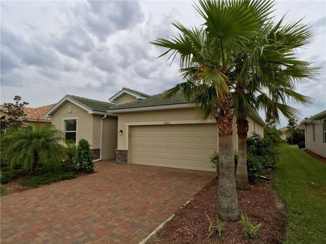 11663 Spotted Margay Avenue, Venice, FL 34292 (MLS #A4214359) :: Medway Realty