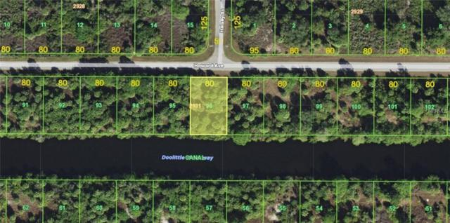 14263 Howard Avenue, Port Charlotte, FL 33953 (MLS #A4214592) :: RE/MAX Realtec Group