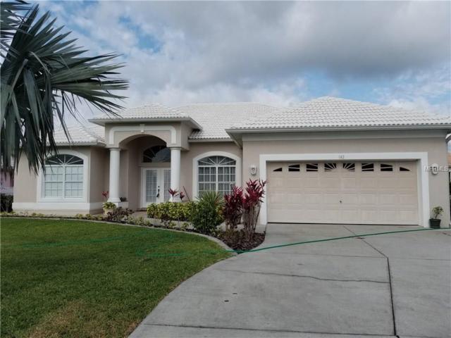 142 Ortiz Boulevard, North Port, FL 34287 (MLS #A4215771) :: Medway Realty