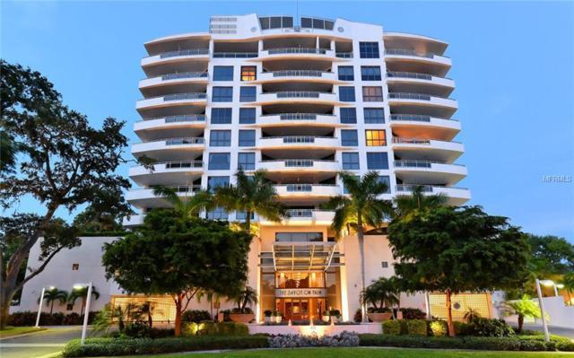401 S Palm Avenue #402, Sarasota, FL 34236 (MLS #A4401280) :: The Duncan Duo Team