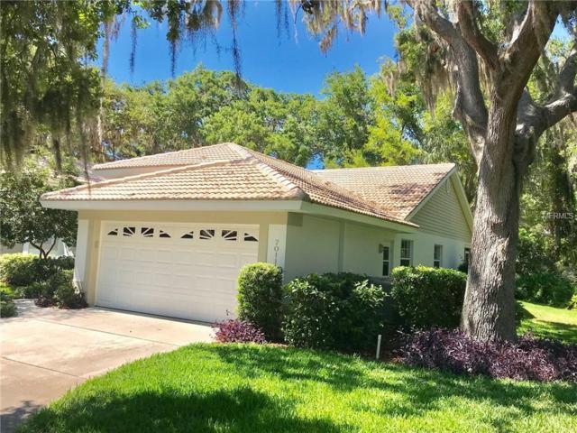 7011 Woodside Oaks Circle #7, Sarasota, FL 34231 (MLS #A4401540) :: The Duncan Duo Team