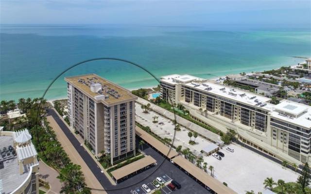 1212 Benjamin Franklin Drive #1105, Sarasota, FL 34236 (MLS #A4401826) :: Medway Realty