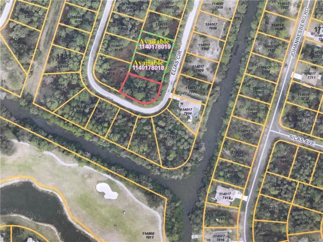 Elias Circle, North Port, FL 34288 (MLS #A4402650) :: The Price Group