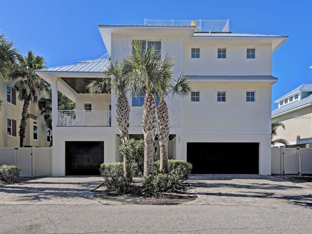 205 17TH Street, Bradenton Beach, FL 34217 (MLS #A4402802) :: Burwell Real Estate