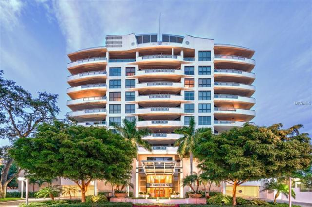 401 S Palm Avenue #1102, Sarasota, FL 34236 (MLS #A4403003) :: The Duncan Duo Team