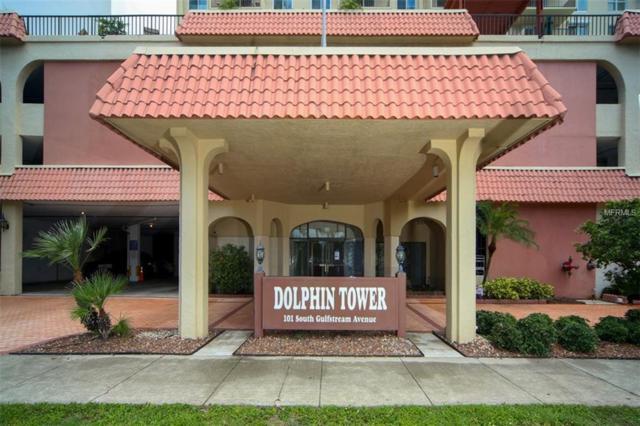 101 S Gulfstream Avenue 5B, Sarasota, FL 34236 (MLS #A4404147) :: Delgado Home Team at Keller Williams