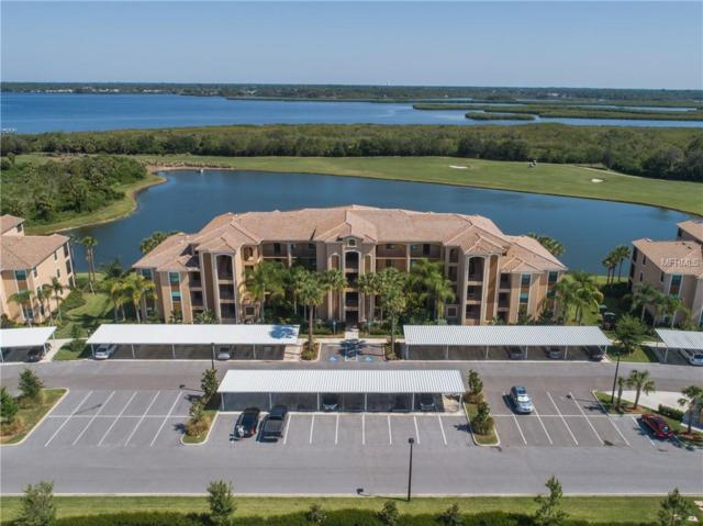 6515 Grand Estuary Trail #101, Bradenton, FL 34212 (MLS #A4406645) :: The Duncan Duo Team