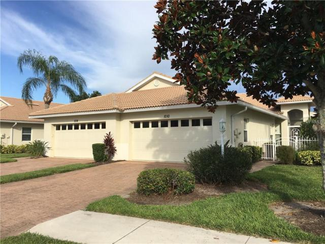 1010 Yosemite Dr, Englewood, FL 34223 (MLS #A4408086) :: The Duncan Duo Team