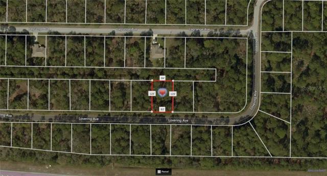 Lovering Avenue, North Port, FL 34286 (MLS #A4408798) :: Ideal Florida Real Estate