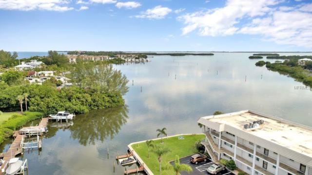3320 Gulf Of Mexico Drive 208-C, Longboat Key, FL 34228 (MLS #A4411320) :: The Duncan Duo Team