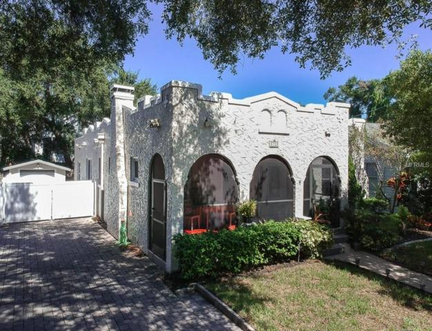 3709 W Tacon Street, Tampa, FL 33629 (MLS #A4411960) :: The Duncan Duo Team