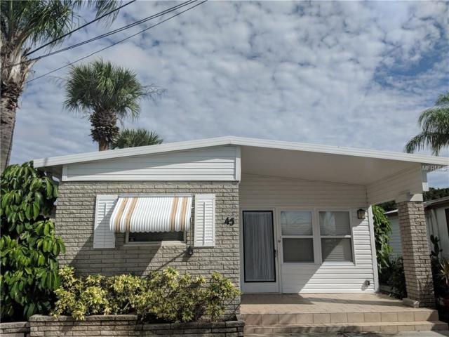 45 Starboard Drive, Venice, FL 34285 (MLS #A4412064) :: The Duncan Duo Team