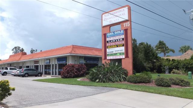 115 Tamiami Trail N 1 & 2, Nokomis, FL 34275 (MLS #A4412107) :: Medway Realty