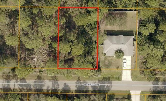 Granito Avenue, North Port, FL 34291 (MLS #A4413362) :: Medway Realty