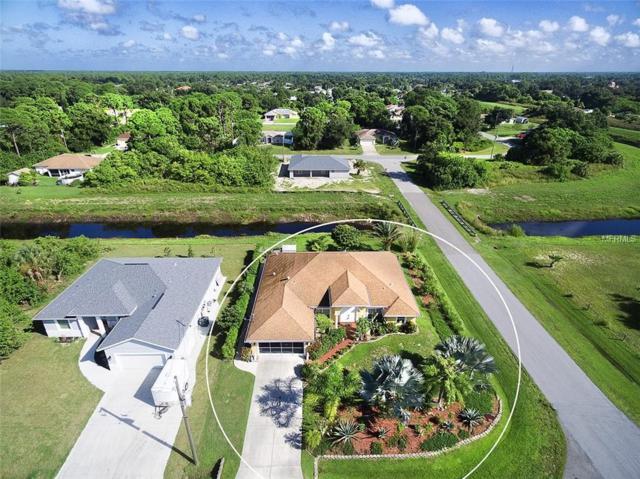 8608 Leopold Avenue, North Port, FL 34287 (MLS #A4413678) :: The Light Team