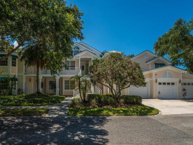 231 Hidden Bay Drive #201, Osprey, FL 34229 (MLS #A4413771) :: Medway Realty