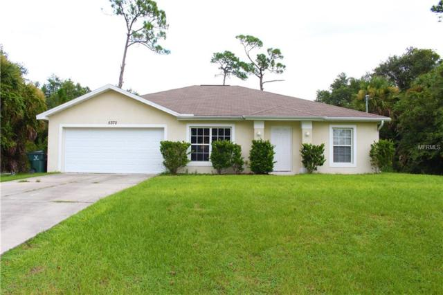 5370 Hurley Avenue, North Port, FL 34288 (MLS #A4414154) :: The Duncan Duo Team