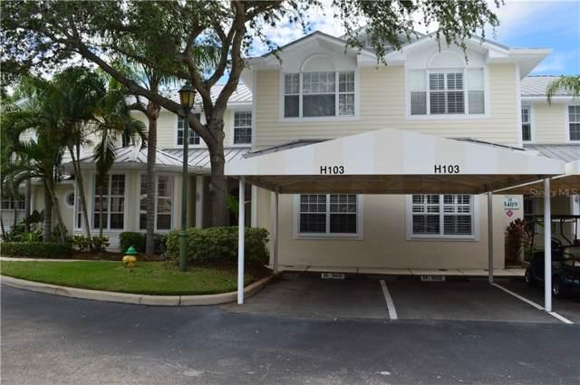 3409 54TH Drive W H103, Bradenton, FL 34210 (MLS #A4414856) :: 54 Realty