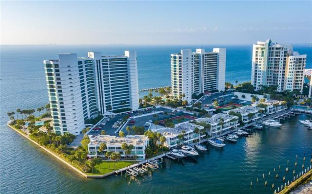 888 Blvd Of The Arts #1205, Sarasota, FL 34236 (MLS #A4415607) :: RealTeam Realty