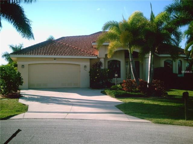 105 Bayshore Court, Punta Gorda, FL 33950 (MLS #A4415720) :: Homepride Realty Services