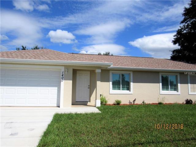1400 S Biscayne Drive, North Port, FL 34287 (MLS #A4416019) :: The Light Team