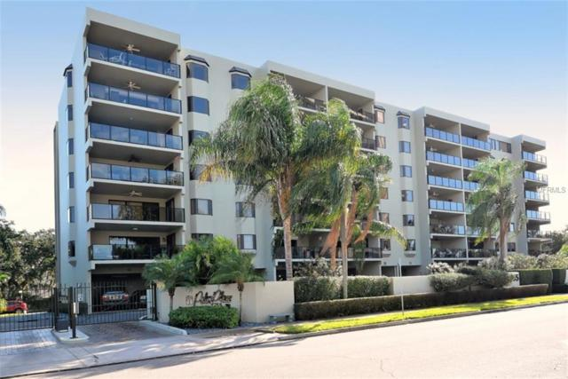 755 S Palm Avenue #504, Sarasota, FL 34236 (MLS #A4416959) :: The Figueroa Team