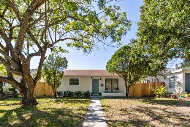 3836 Dartmouth Avenue N, St Petersburg, FL 33713 (MLS #A4417344) :: Medway Realty