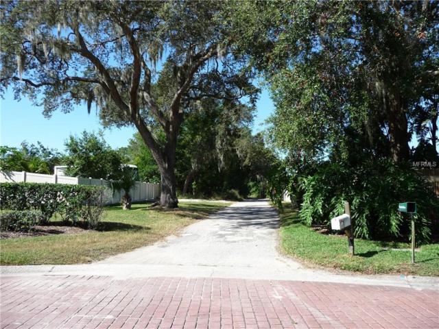 N Jasmine Avenue, Tarpon Springs, FL 34689 (MLS #A4417994) :: The Duncan Duo Team