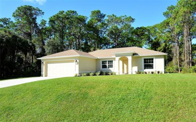 1555 Campbell Street, North Port, FL 34288 (MLS #A4418202) :: Delgado Home Team at Keller Williams