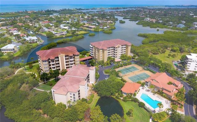 6100 Jessie Harbor Drive #402, Osprey, FL 34229 (MLS #A4420518) :: RE/MAX Realtec Group