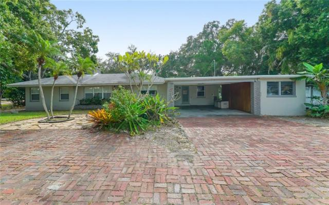 1570 Hillview Drive, Sarasota, FL 34239 (MLS #A4420852) :: The Duncan Duo Team