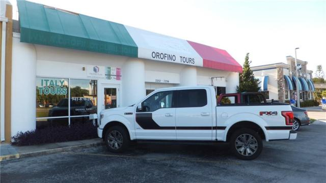 7252 S Tamiami Trail, Sarasota, FL 34231 (MLS #A4420890) :: Griffin Group