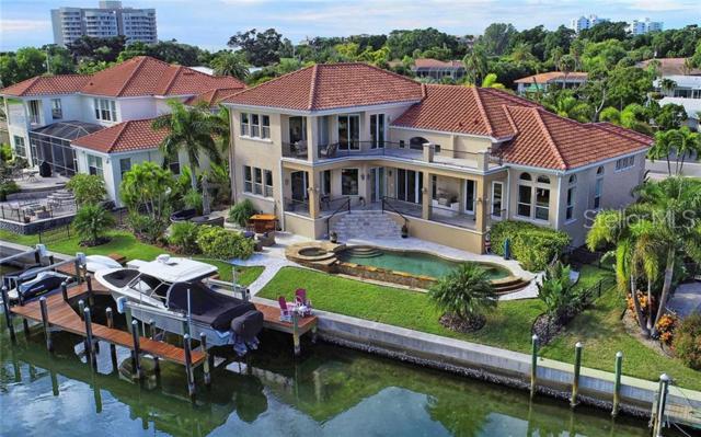 536 Outrigger Lane, Longboat Key, FL 34228 (MLS #A4421242) :: Team Bohannon Keller Williams, Tampa Properties