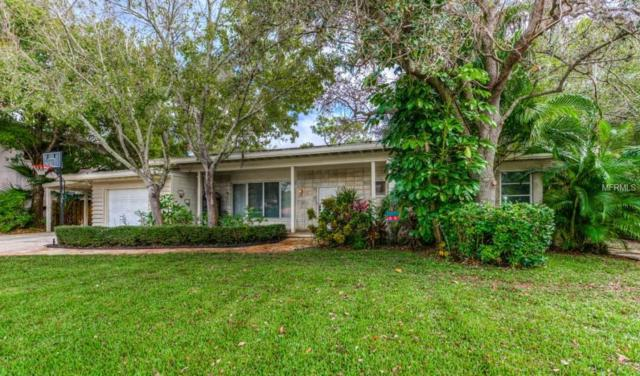 1509 Flower Drive, Sarasota, FL 34239 (MLS #A4421898) :: The Duncan Duo Team