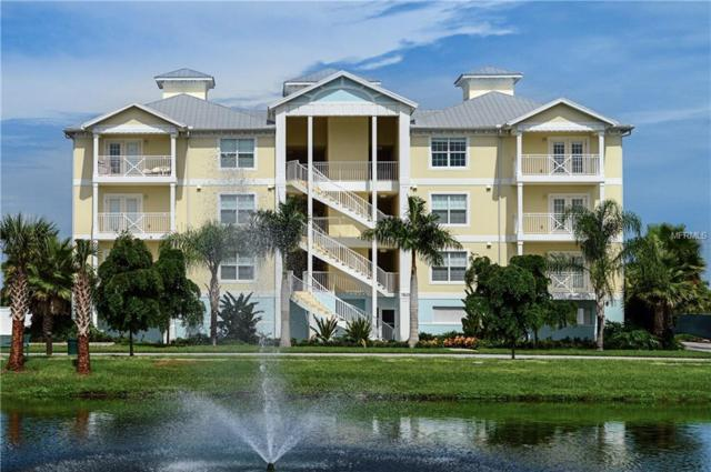 3412 79TH STREET Circle W #302, Bradenton, FL 34209 (MLS #A4423016) :: RealTeam Realty