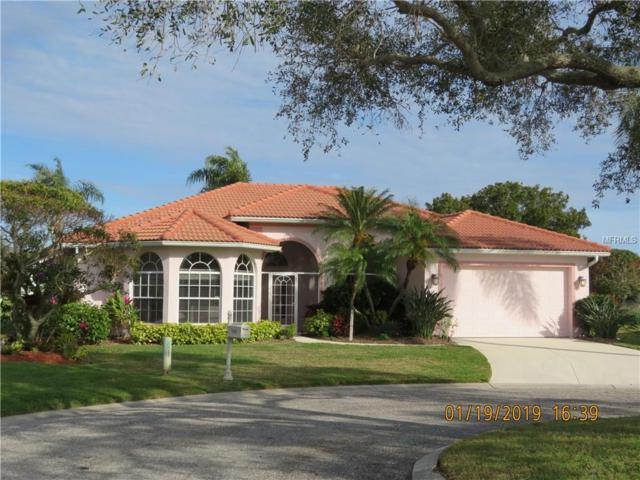 9005 Huntington Pointe Drive, Sarasota, FL 34238 (MLS #A4424204) :: The Light Team