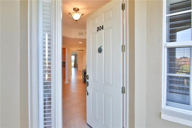 5100 Jessie Harbor Drive #304, Osprey, FL 34229 (MLS #A4424641) :: RE/MAX Realtec Group