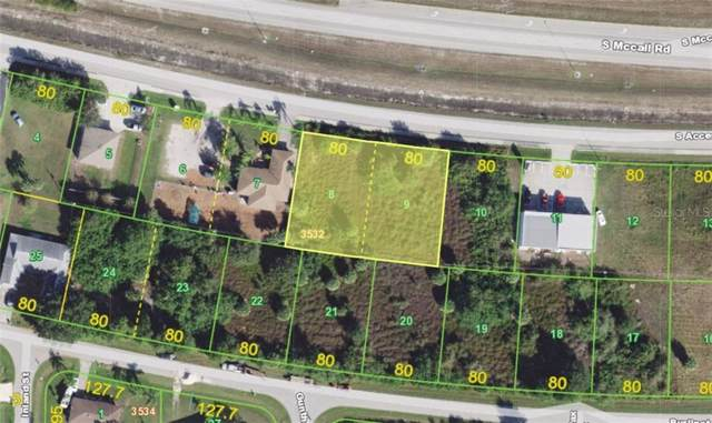 3701 S Access Road, Englewood, FL 34224 (MLS #A4424759) :: The BRC Group, LLC