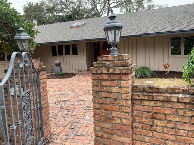 7656 Peninsular Drive, Sarasota, FL 34231 (MLS #A4425448) :: Ideal Florida Real Estate