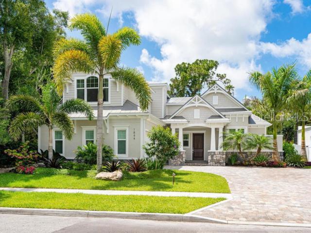 1844 Wisteria Street, Sarasota, FL 34239 (MLS #A4425625) :: The Duncan Duo Team