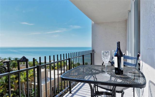 1212 Benjamin Franklin Drive #905, Sarasota, FL 34236 (MLS #A4426957) :: Remax Alliance